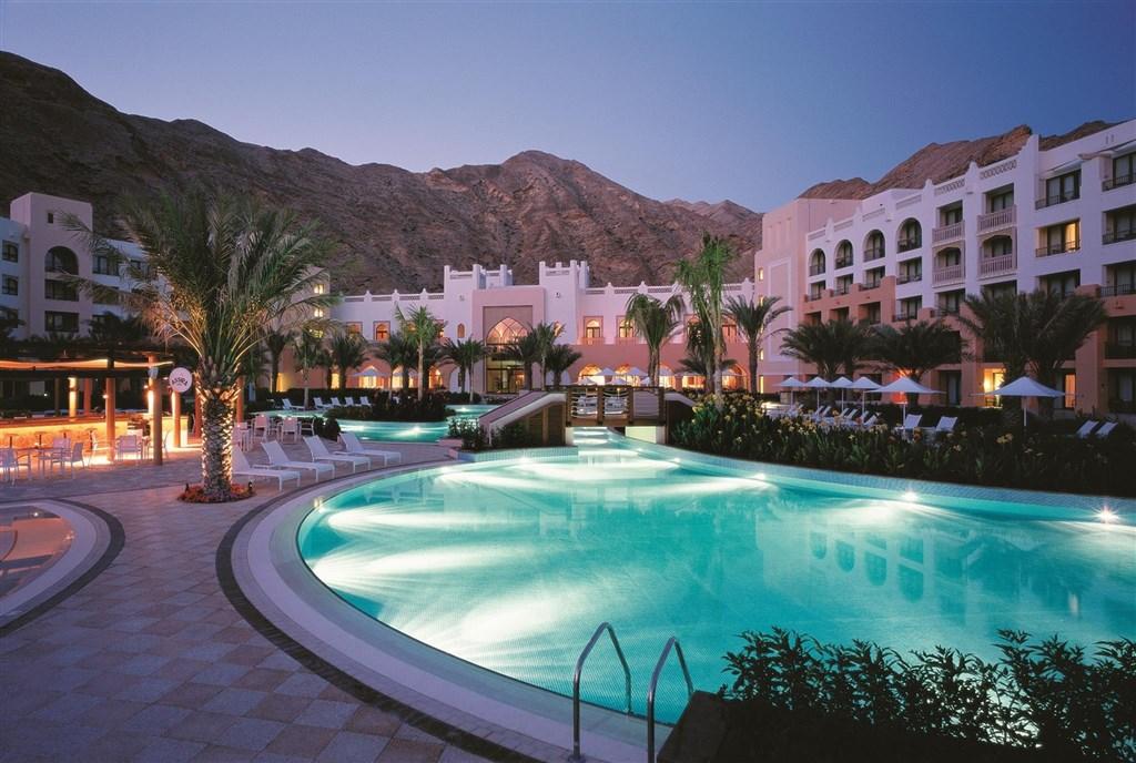 Luxusní zážitek z Ománu - Omán