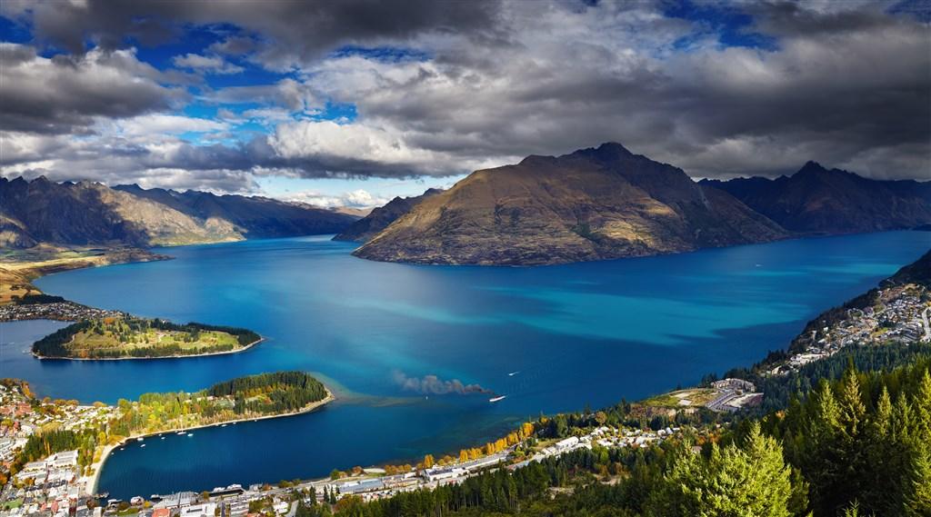 Nový Zéland - Fly & Drive od severu na jih - Nový Zéland