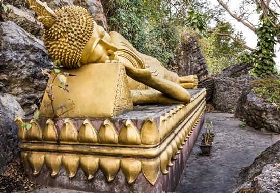 Po stopách Mekongu - Laos -