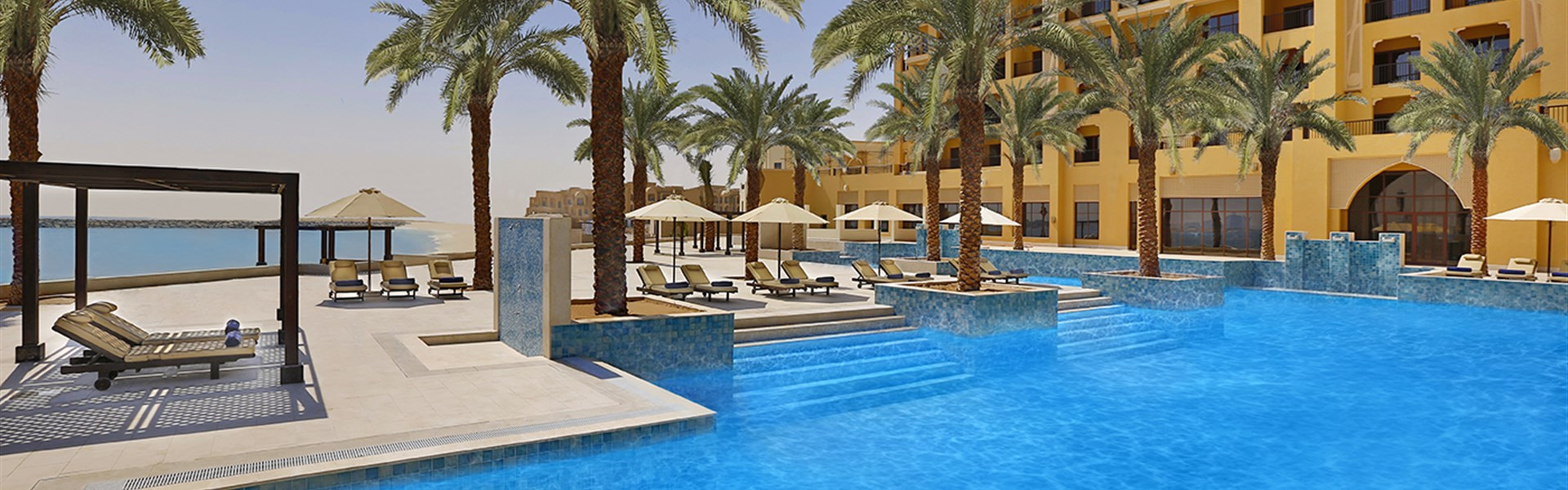 Marco Polo - DoubleTree by Hilton Resort & Spa Marjan Island Ras AL Khaimah - bazén