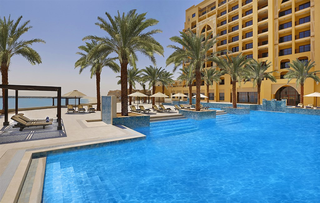 DoubleTree by Hilton Resort & Spa Marjan Island - Spojené Arabské Emiráty
