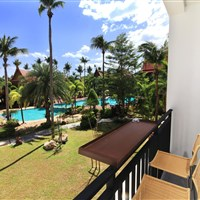 Royal Lanta Resort Koh Lanta - pokoj pool view superior - ckmarcopolo.cz