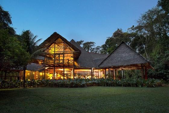 Marco Polo - Inkaterra Reserva Amazónica -