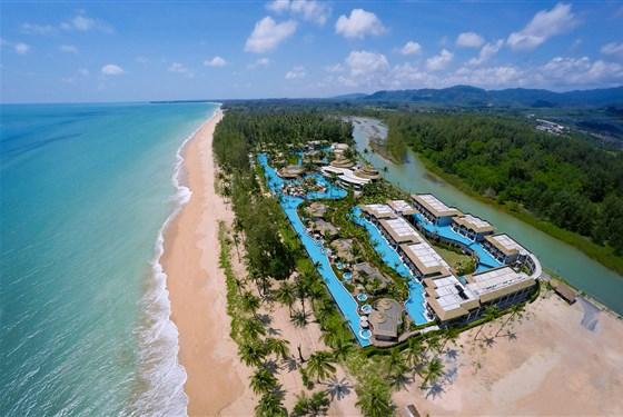 Marco Polo - The Haven Khao Lak - ADULTS ONLY - The Haven je vodním rájem.