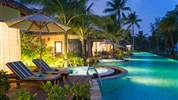 Khao Lak - The Haven ADULTS ONLY - Oceanfront Jacuzzi Villa - jacuzzi na terase