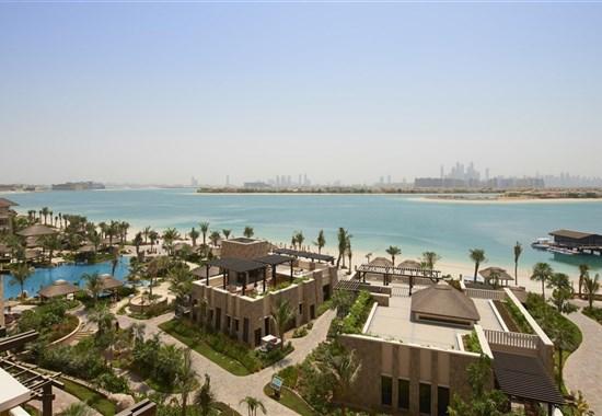 Sofitel The Palm Dubai - Dubai - zahrada s bazénem a pláží