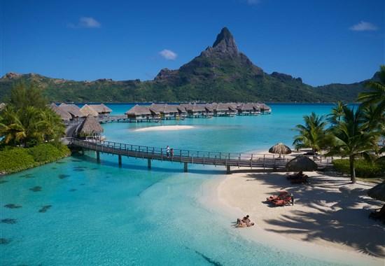 Intercontinental Bora Bora Resort & Thalasso Spa *****  - ostrov Bora Bora - Francouzská Polynésie -