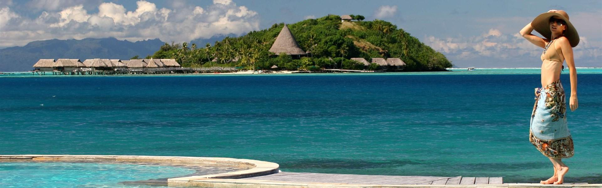 Velká cesta po ostrovech Francouzské Polynésie -