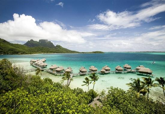 Sofitel Bora Bora Private Island - ostrov Bora Bora - Francouzská Polynésie -