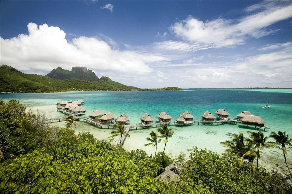 Sofitel Bora Bora Private Island - ostrov Bora Bora - Tchaj-wan