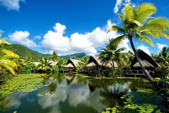 Marco Polo - Maitai La Pita Village - ostrov Huahine -