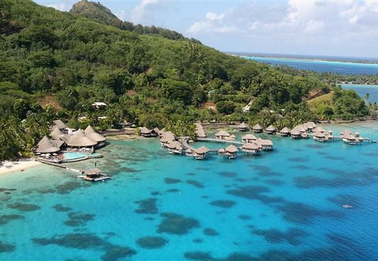 Sofitel Bora Bora Marara Beach Resort - ostrov Bora Bora - Francouzská Polynésie -