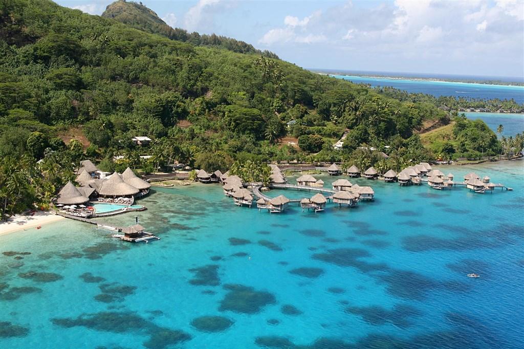 Sofitel Bora Bora Marara Beach Resort - ostrov Bora Bora - Tchaj-wan