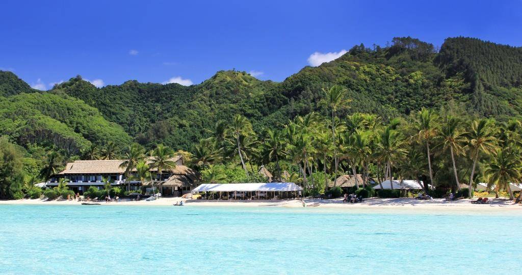 Pacific Resort Rarotonga **** - Cookovy ostrovy