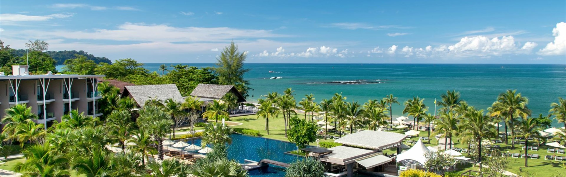 The Sand hotel Khao Lak -
