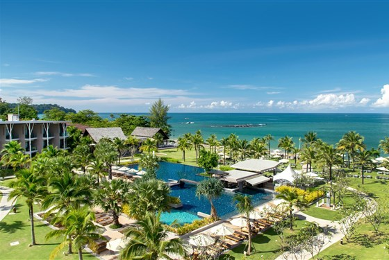 Marco Polo - The Sand hotel Khao Lak -