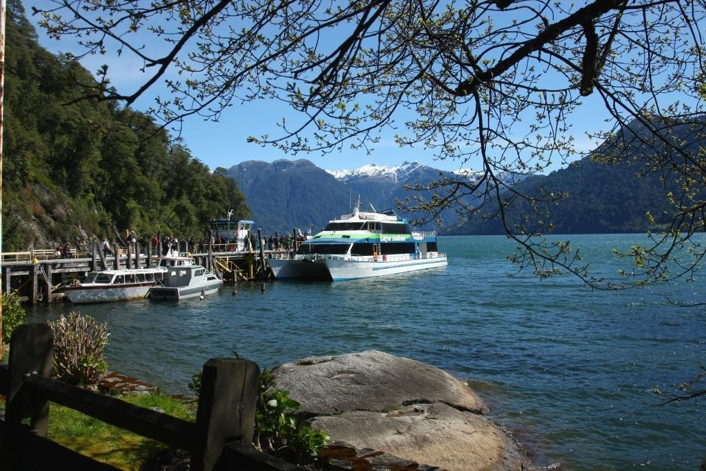 Chile: balíček Jezerní oblast - Jižní Amerika
