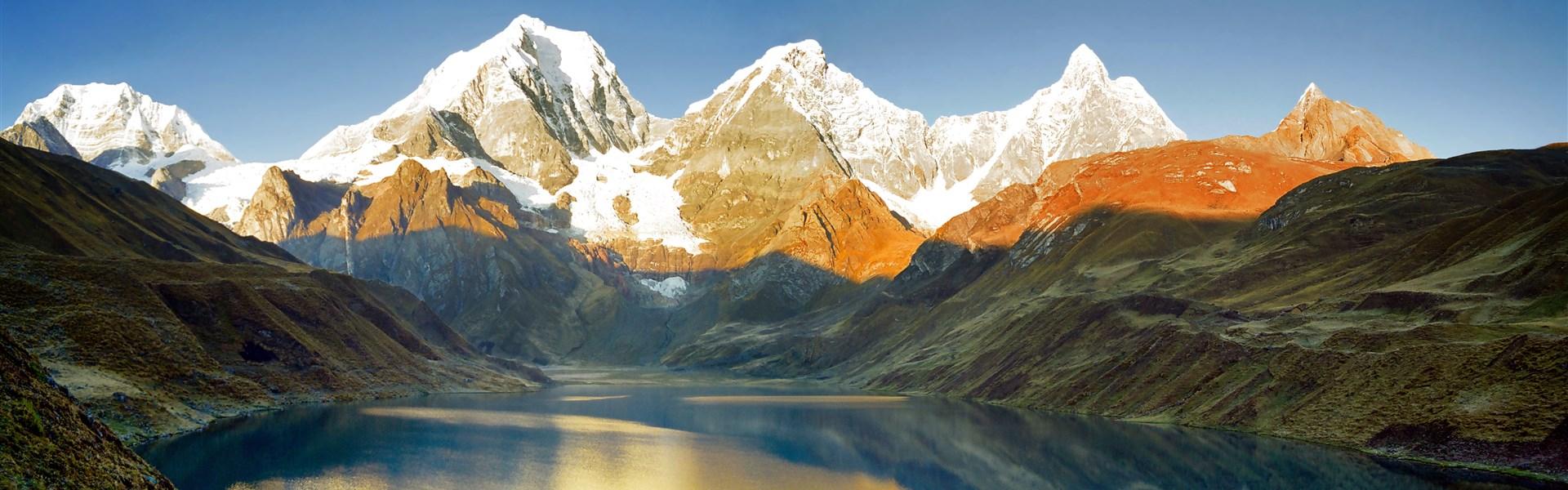 Peru Fly & Drive - napříč Peru za dobrodružstvím -