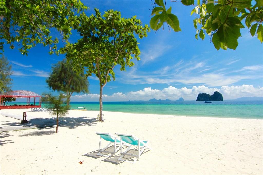 Nejkrásnější pláže Thajska a Bangkok -