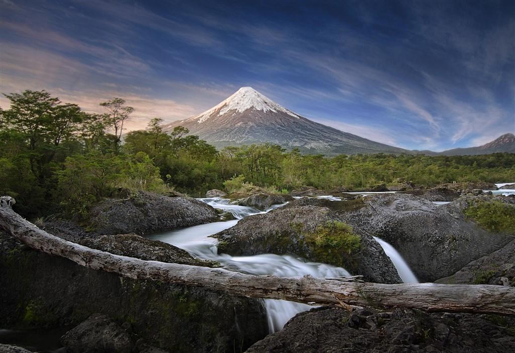 Chile: balíček Jezerní oblast - Tchaj-wan
