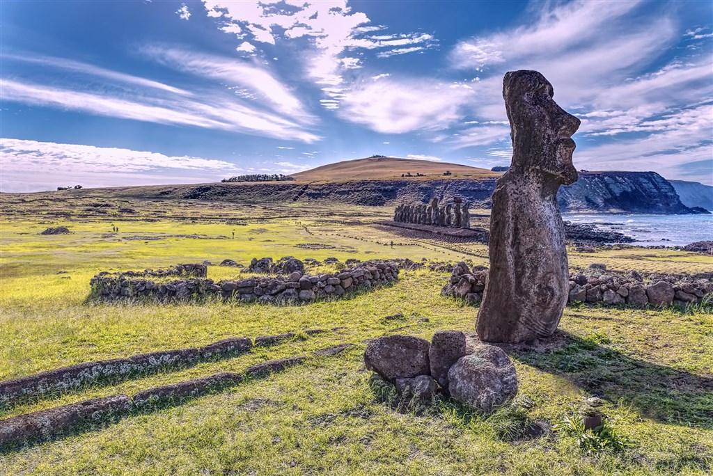 Chile: balíček Velikonoční ostrov