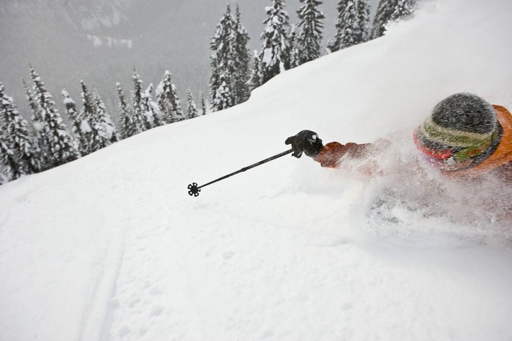 11 denní Ski Safari s průvodcem - Britská Kolumbie - Kanada