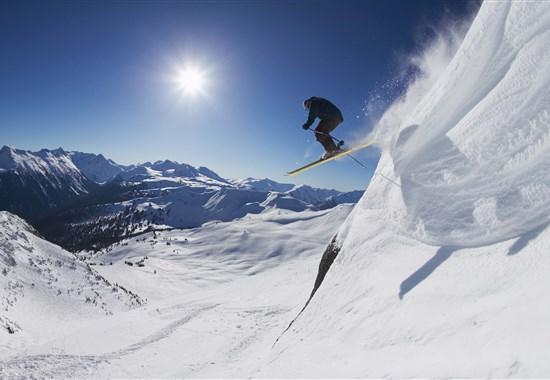 11denní kanadské Ski Safari s průvodcem - Britská Kolumbie - Kanada -