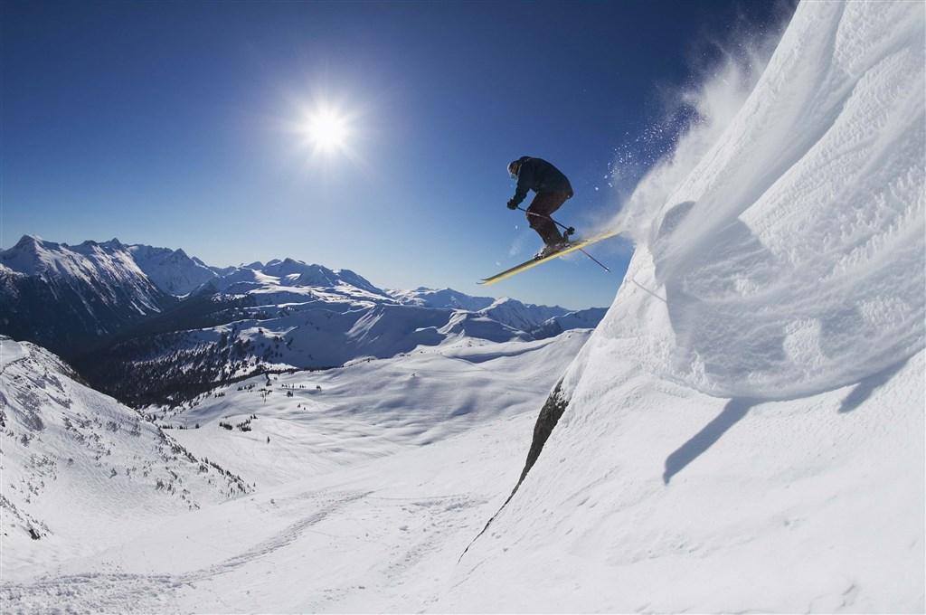 11 denní Ski Safari s průvodcem - Britská Kolumbie -