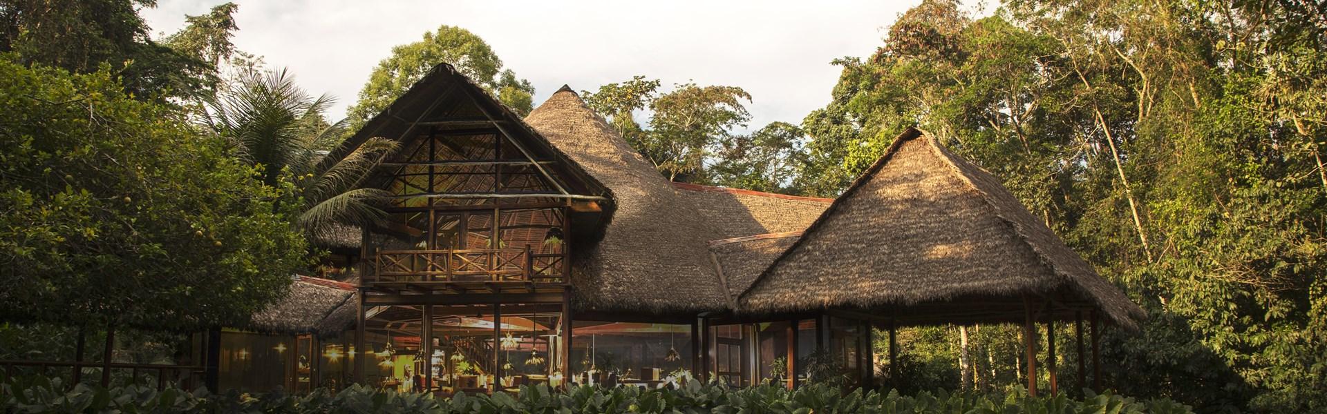 Balíček: Amazonie - Inkaterra Amazonica -