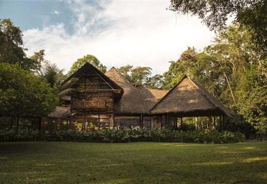 Balíček: Amazonie - Inkaterra Amazonica - Peru -
