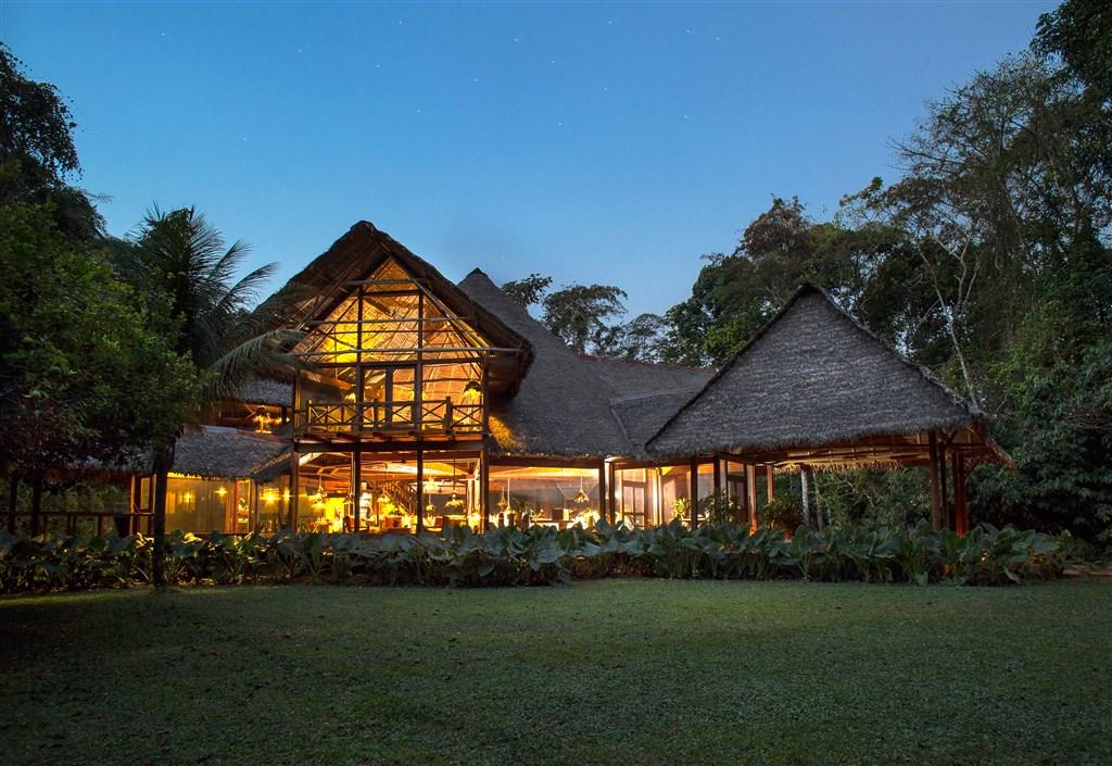 Balíček: Amazonie - Inkaterra Amazonica - Srí Lanka
