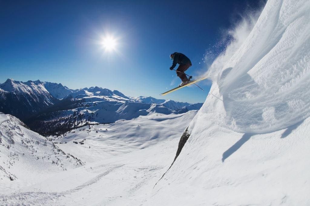 11 denní Ski Safari s průvodcem ve Skalnatých horách - Kanada