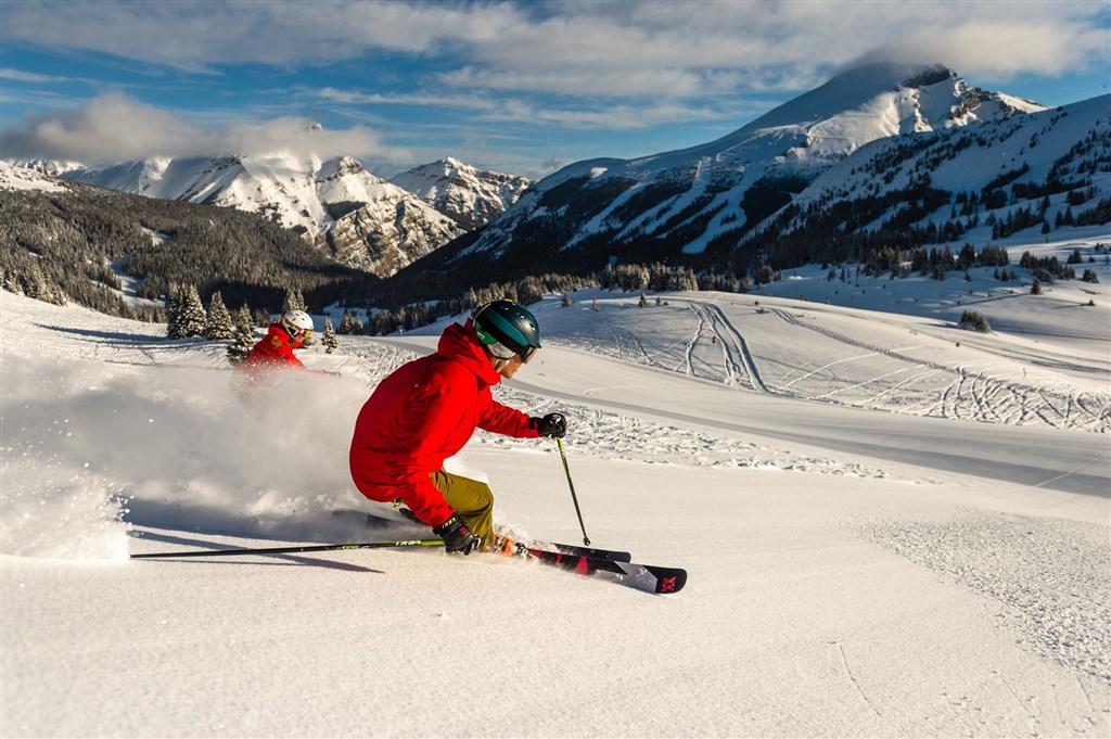 11 denní Ski Safari s průvodcem ve Skalnatých horách -