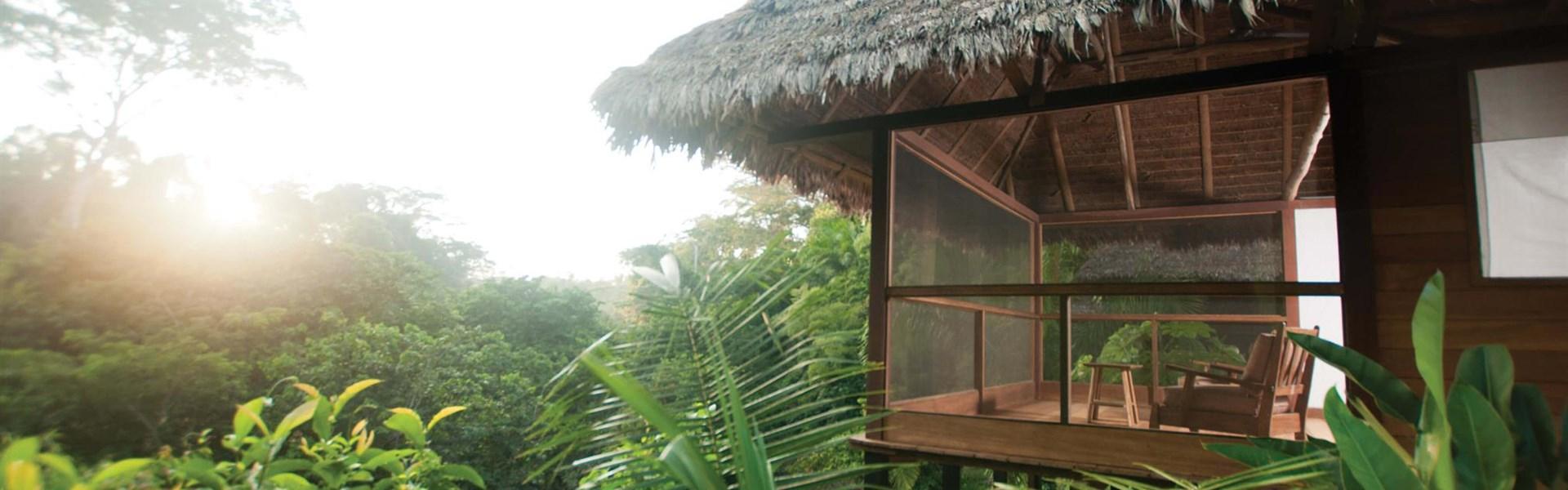 Balíček: Amazonie - Inkaterra Concepción -