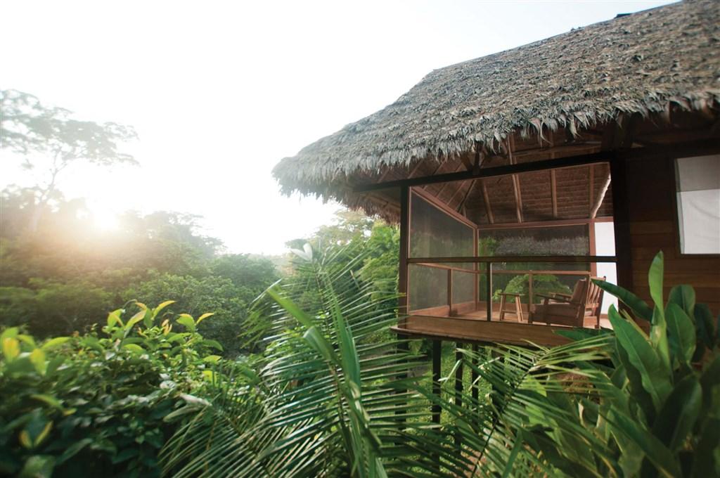 Balíček: Amazonie - Inkaterra Concepción