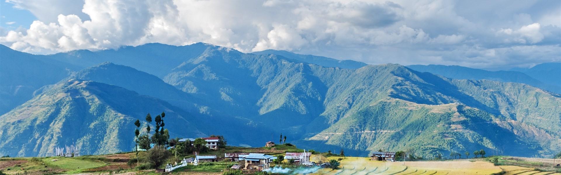 Bhútán -