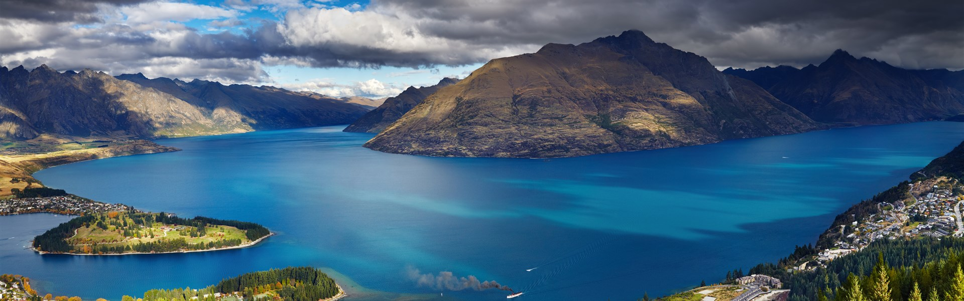Austrálie a Oceánie -