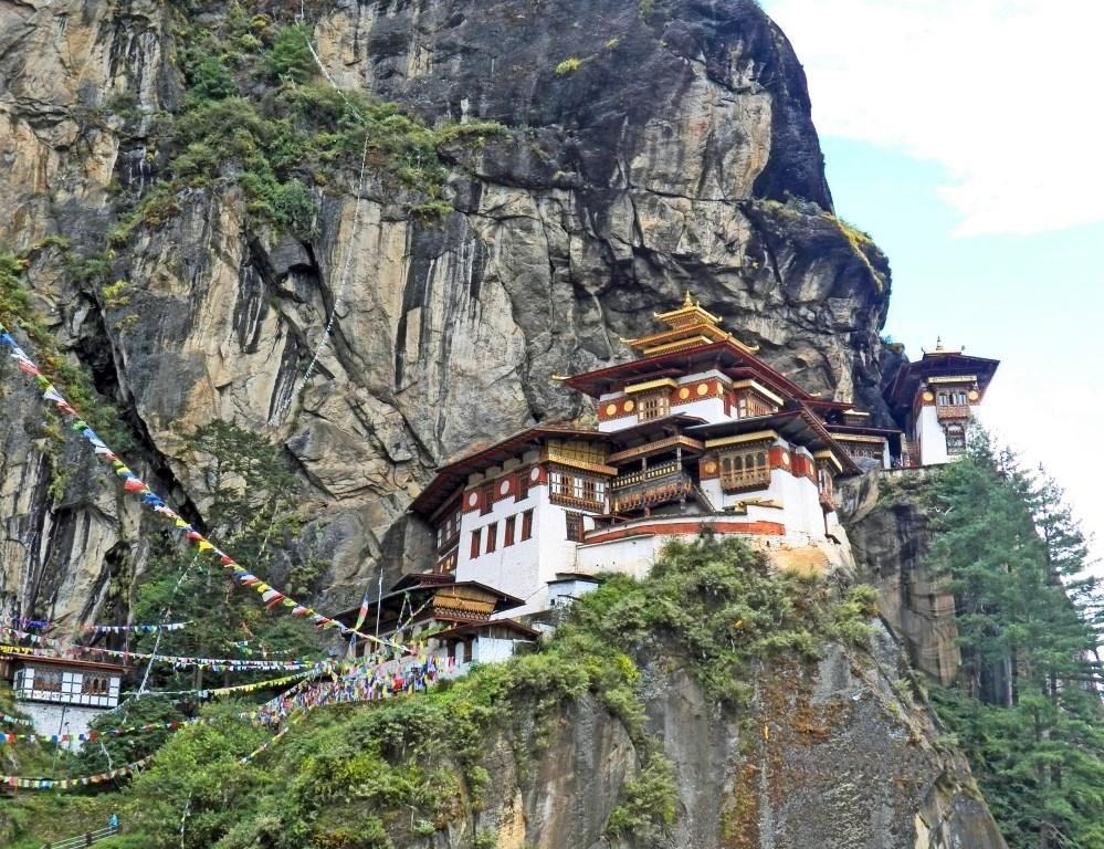 Bhútán - poslední Shangri La -
