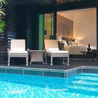 The Andaman hotel Langkawi - pokoj luxury pool access - ckmarcopolo.cz
