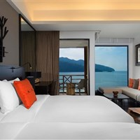 The Andaman hotel Langkawi - pokoj luxury sea view - ckmarcopolo.cz