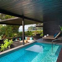 The Andaman hotel Langkawi - pokoj executive pool suite - ckmarcopolo.cz