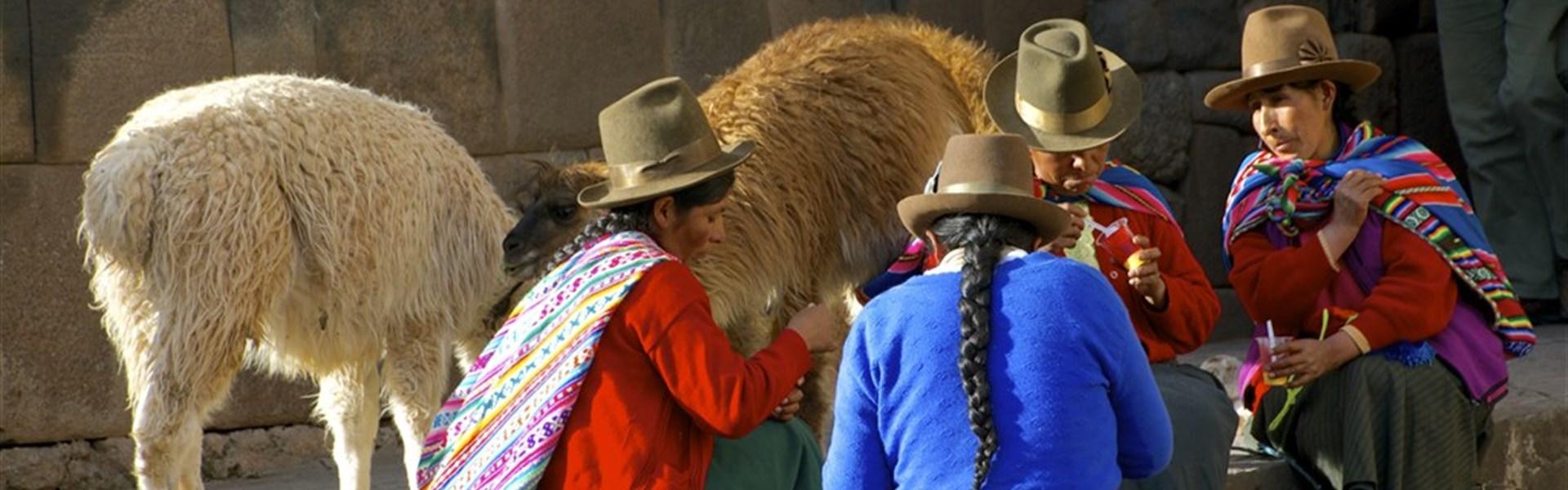 Velká cesta po Peru s Amazonií a Chachapoyas -