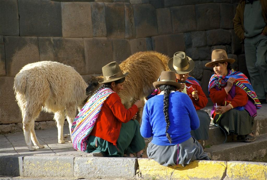 Velká cesta po Peru s Amazonií a Chachapoyas - Salvador