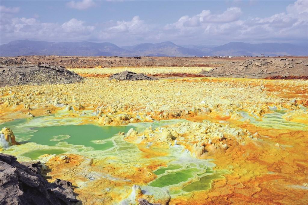 Okruh severní Etiopií s možným prodloužením v Danakilu - Etiopie