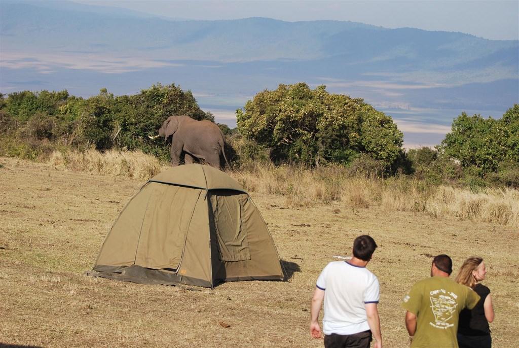 Expedice Východní Afrika s českým průvodcem