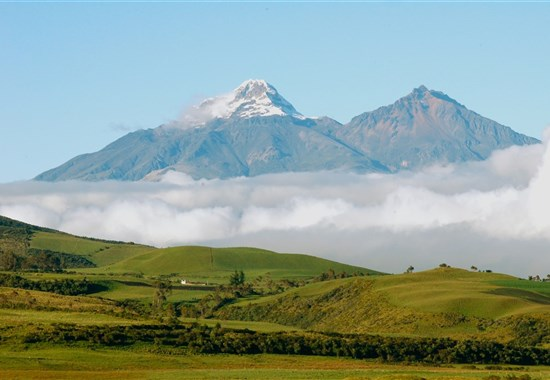 Okruh Ekvádorem - Země vulkánů - anglicky - Ekvádor -