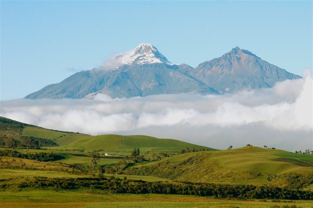 Ekvádor - země vulkánů
