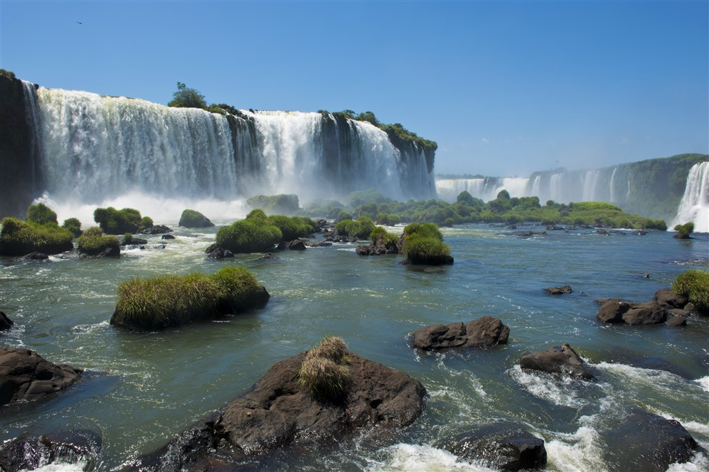 Balíček - vodopády Iguazú - Čína