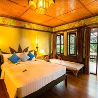 Fair House Beach Resort Koh Samui - pokoj superior bungalov - ckmarcopolo.cz