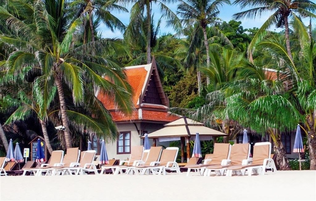 Fair House Beach Resort Koh Samui - grand deluxe bungalov
